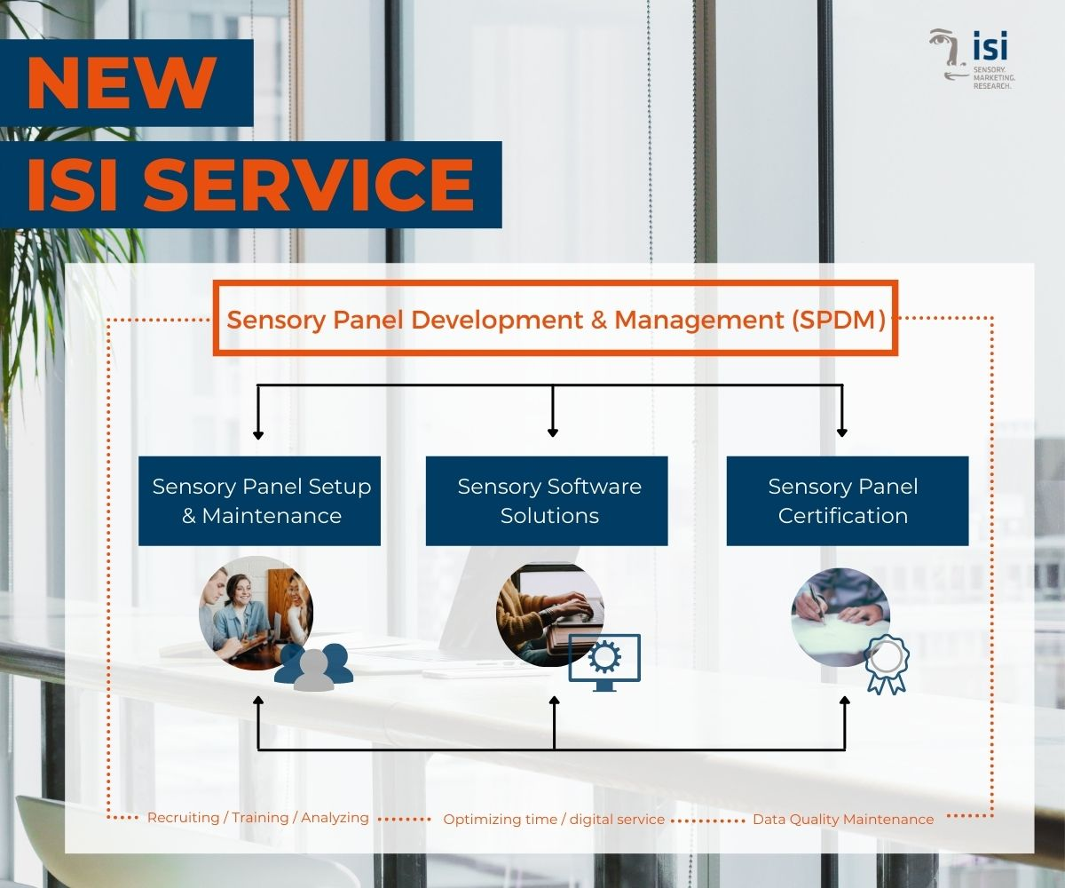 Sensory Panel Development and Management contains sensory panel set-up and maintenance, sensory software solutions and sensory panel certification